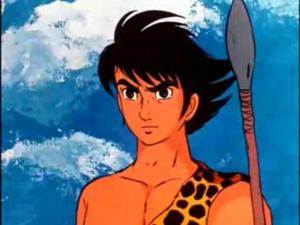 ryu il ragazzo delle caverne